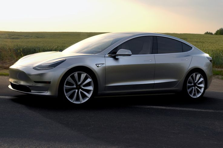 #Tesla Model 3