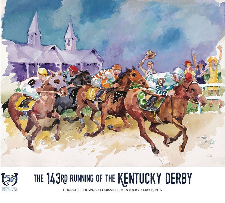 #KentuckyDerby 2017 is the 143rd renewal of The Greatest Two Minutes in Sports. https://2017kentuckyderby.co/