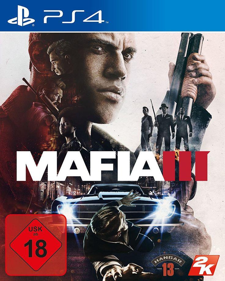 Wer eine PS4 hat und das Spiel Mafia II noch nicht hat sollte jetzt zuschlagen - der Preis ist heiß! Bei amazon gibt es Mafia III gerade für 12,02€! Der geizhals.at Vergleichspreis liegt bei 22,95€!   #Amazon #Computerspiele #Konsole #Mafia #Mafia3 #Playstation #PS4