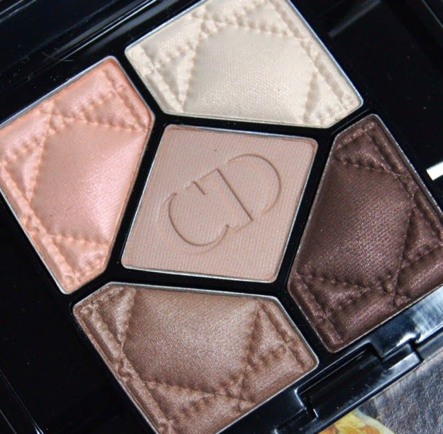 Dior 5 Couleurs Eyeshadow Palette in Montaigne