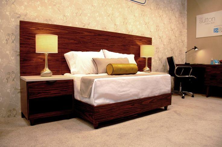 #SuttonCollection #Customized #RosewoodVeneer #BDNY2014 #StacyGarcia #HotelFurniture http://www.hospitalitydesigns.com/bdny-2014-recap/