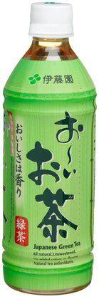 Ito En Teas Tea Pure Green, Pure Green Tea, 16.9 oz Bottles, 12 ct