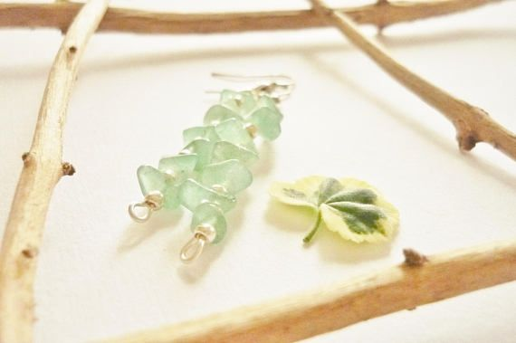 Green aventurine, such a lovely stone!