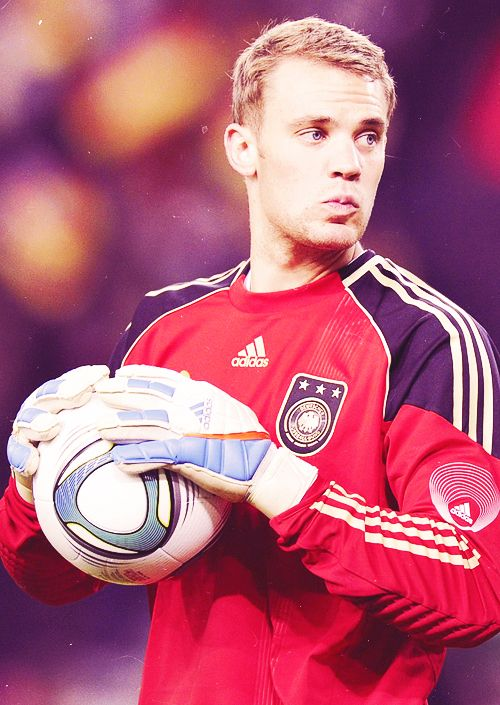 Manuel Neuer - the Most amazing goalkeeper Germany ever had. Find this Pin  and more on FC Bayern Munich ... 93e9a4d70a3e6