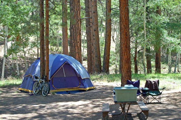 TripBucket - Camp at North Rim Campground, Grand Canyon National Park, Arizona