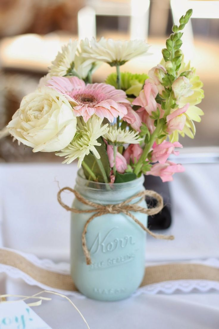 Small Centerpieces For Bridal Shower : Best ideas about bridal shower centerpieces on