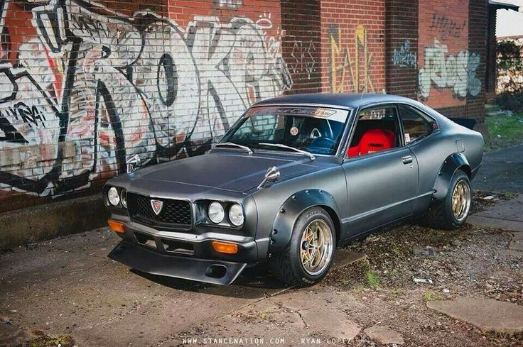 RX3 coupe