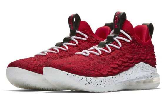 Official Images: Nike LeBron 15 Low
