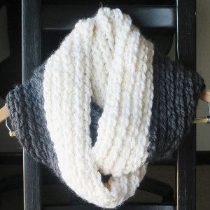 The Grit Stitch Crochet Infinity Scarf is a rustic bulky yarn pattern that is a must-try for any level of crocheter. Infinity scarves are convenient to throw on in the winter and protect you against the cold wind.