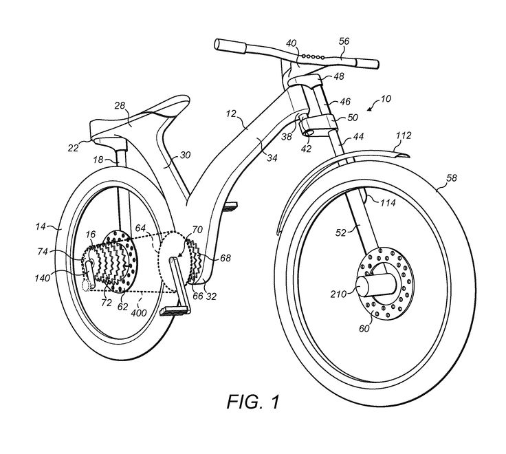 WO2013093477A1 CYCLING VEHICLES SUCH AS BICYCLES