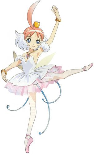 Princess Tutu - sometimes I just want to wear a frilly costume. :P