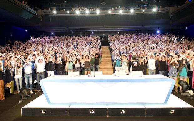 Il pubblico di Milano