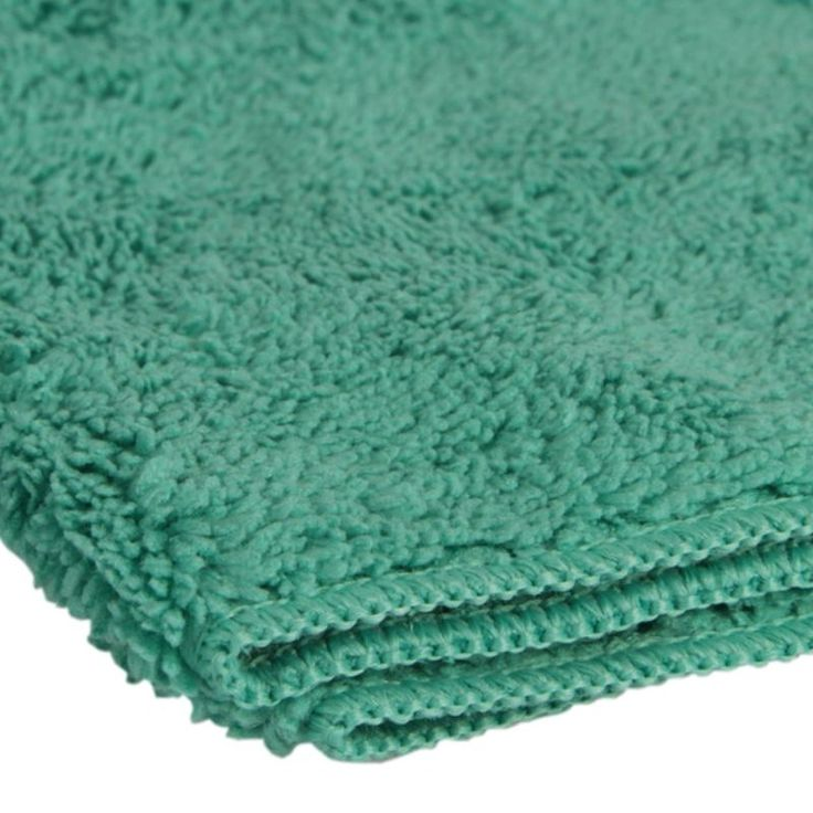 Dusting Cloth Microfiber Green 30x40 cm