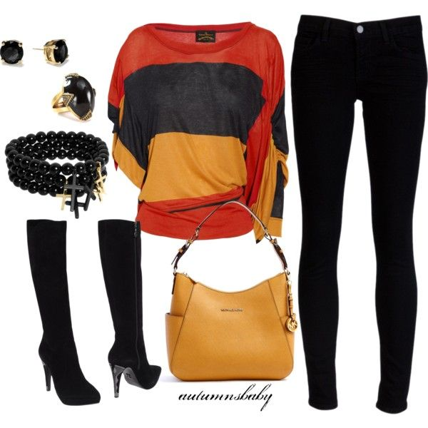 OutfitUntitled 362, Autumnsbabi, Fashion, Church, Outfit Shirts, Cute Outfit, Boots, Bold Outfit, Shirts Shirts