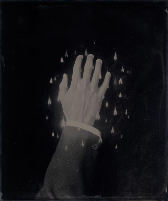 Ben Cauchi. The Burning Hand Reversed
