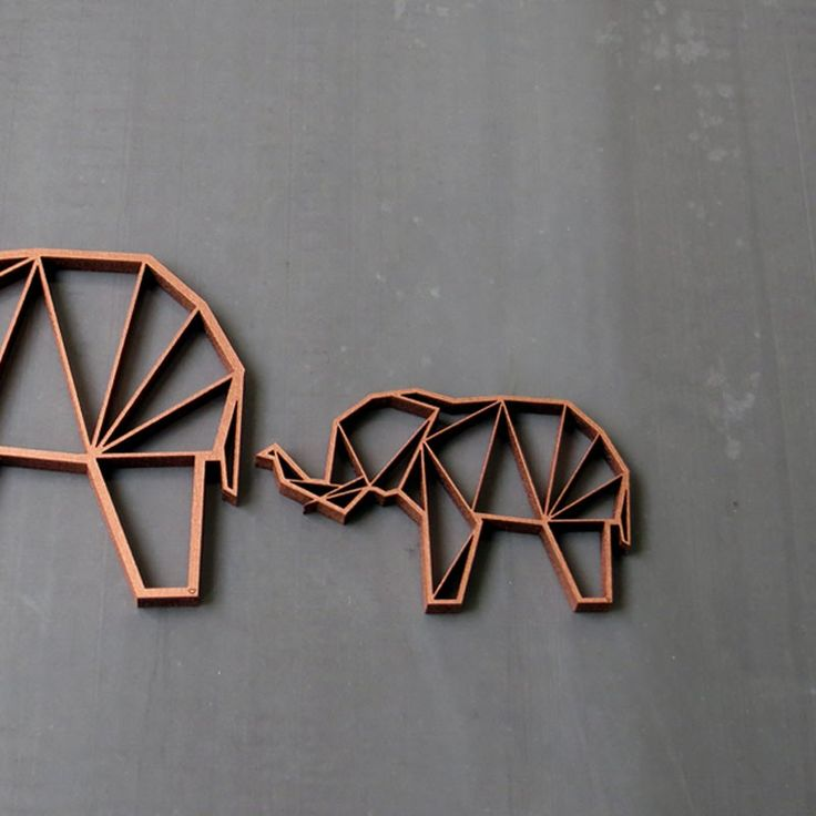 Ber ideen zu origami elefant auf pinterest for Origami zimmer deko