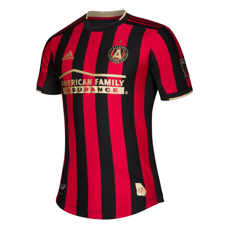 d331161ec81e6 adidas Atlanta United Authentic Home Jersey 2019-s in 2019 ...