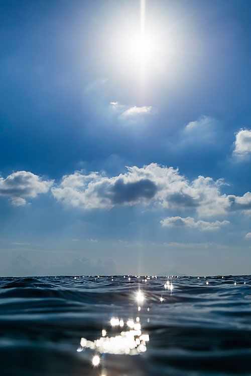 DEEP BLUE by George Papapostolou GREEK DEEP BLUE......AEGEAN SEA KOS ISLAND DODEKANISA GREECE