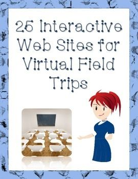 Virtual field trips provide students with opportunities they may not get to experience otherwise. The following websites are worth considering for virtual field trips. Some are built as all-inclusive virtual trips with text and audio; others provide only imagery which can be adapted to fit the needs of a lesson.