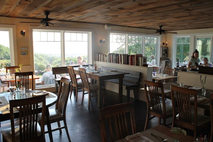 The Beach Plum Restaurant | 3 Chairs