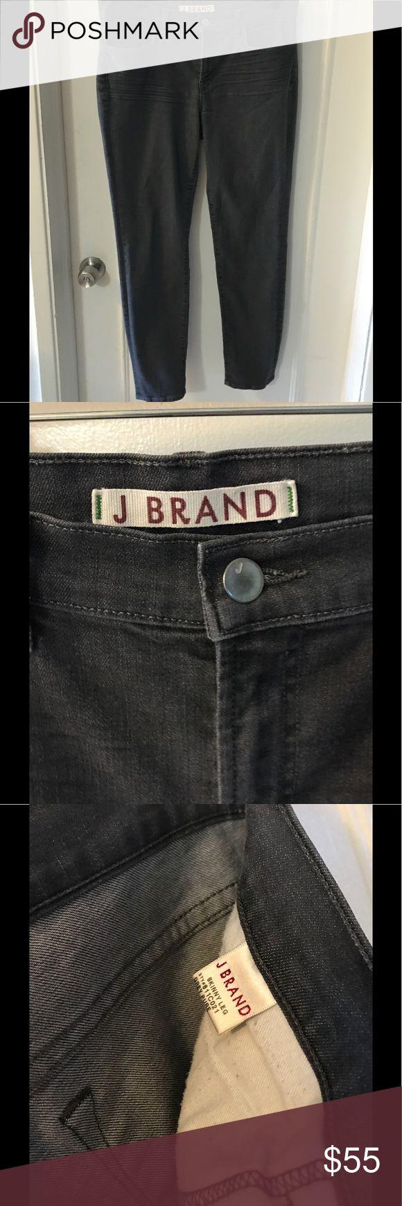 J Brand skinny jeans Cute gray J.Brand  jeans, in great condition J Brand Jeans Skinny
