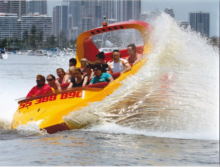 Jetboat Extreme is cool fun!