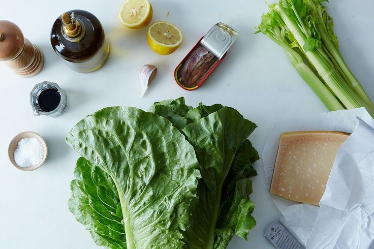 Our executive editor's dad makes a bright, lemony, California-style Caesar salad that's pure genius (but not for the reasons he thinks it is).