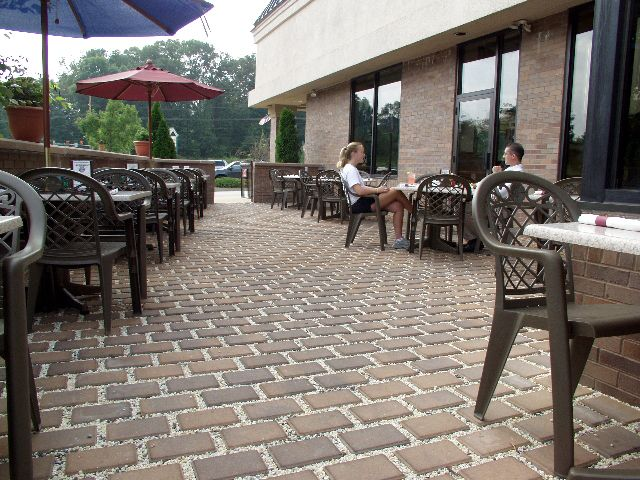 ep henry permeable pavers patio ideaseco friendly - Permeable Patio Ideas