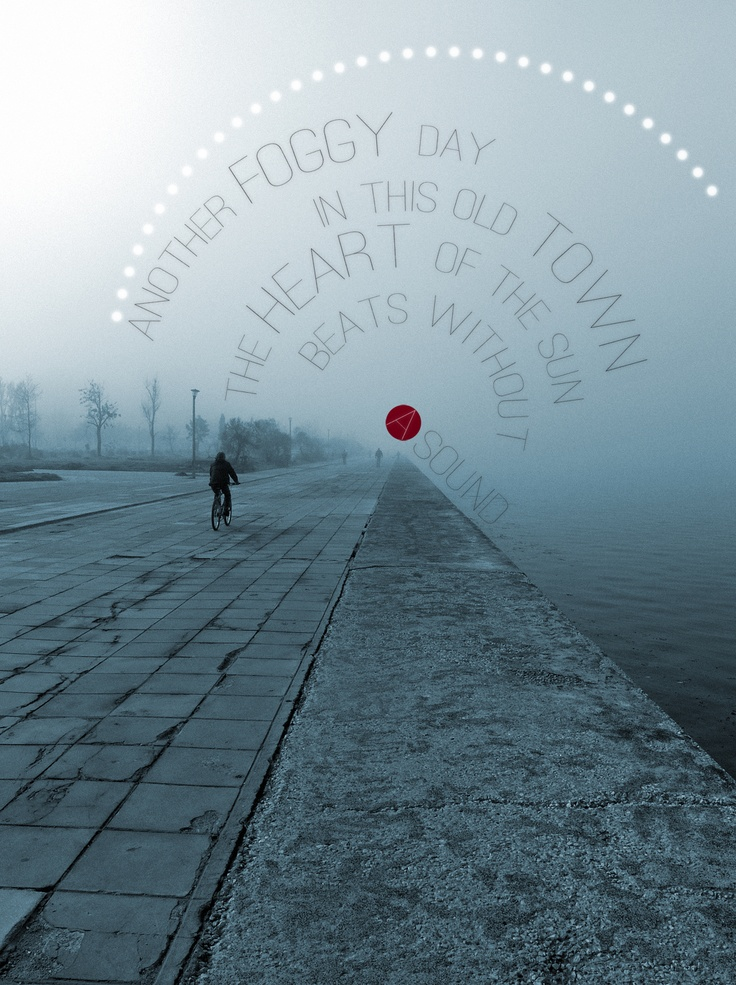 """""""Fog"""" from my project Alternative Snapshots of Our World"""" (Thessaloniki, Greece)"""