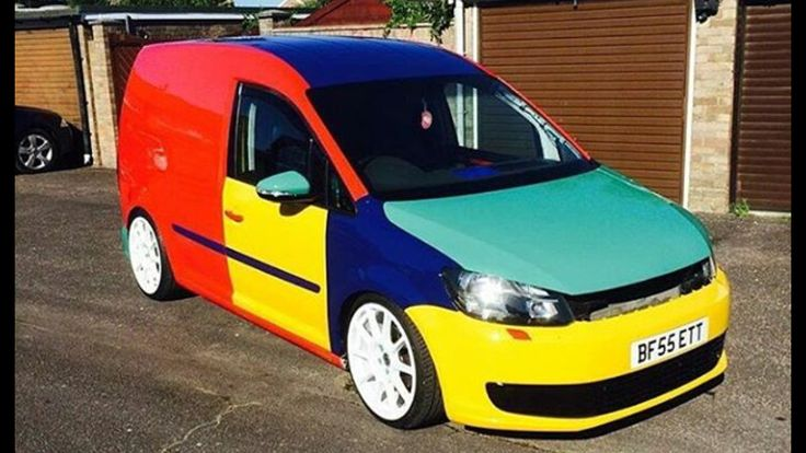 161 best vw caddy mk3 images on pinterest caddy van for Garage volkswagen 95
