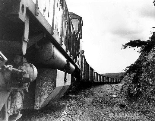 Ferrocarril de Barquisimeto.  (Colección Archivo El Nacional)