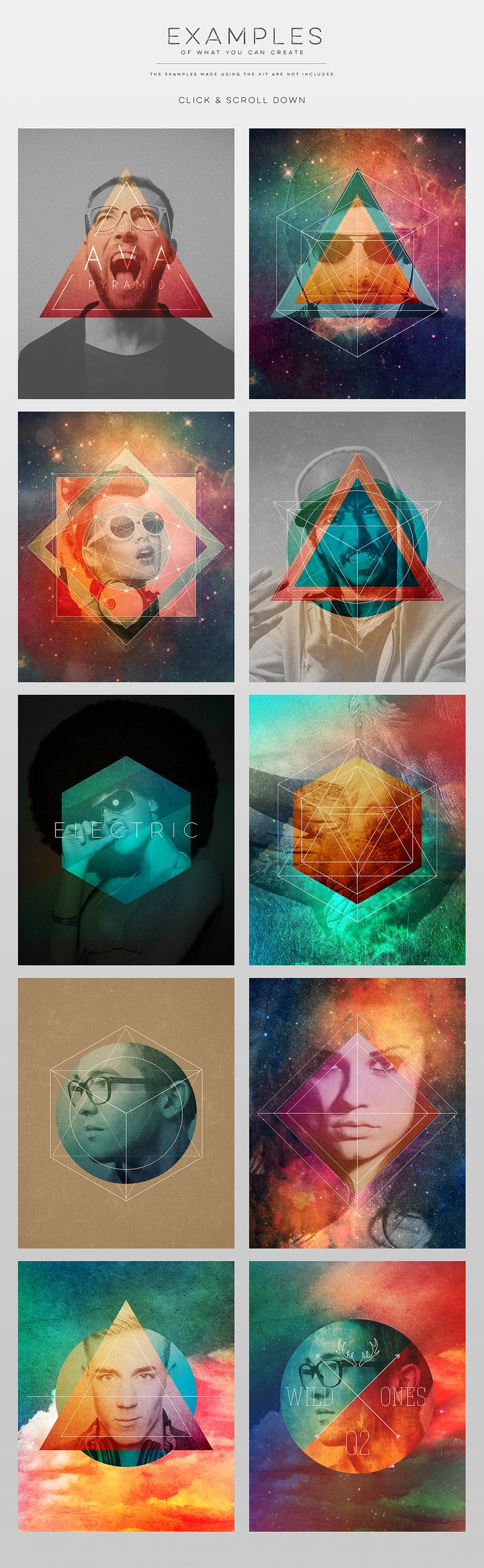 Hipster Photo Template V.2