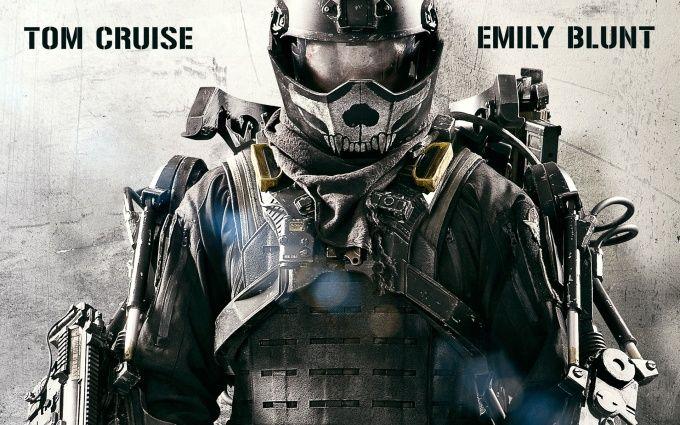 Tom Cruise / Emily Blunt: Edge Of Tomorrow http://beyondhdwallpapers.com/tom-cruise-emily-blunt-edge-of-tomorrow/ #Movies #HD #2014 #TomCruise #EmilyBlunt #Wallpapers #EdgeOfTomorrow