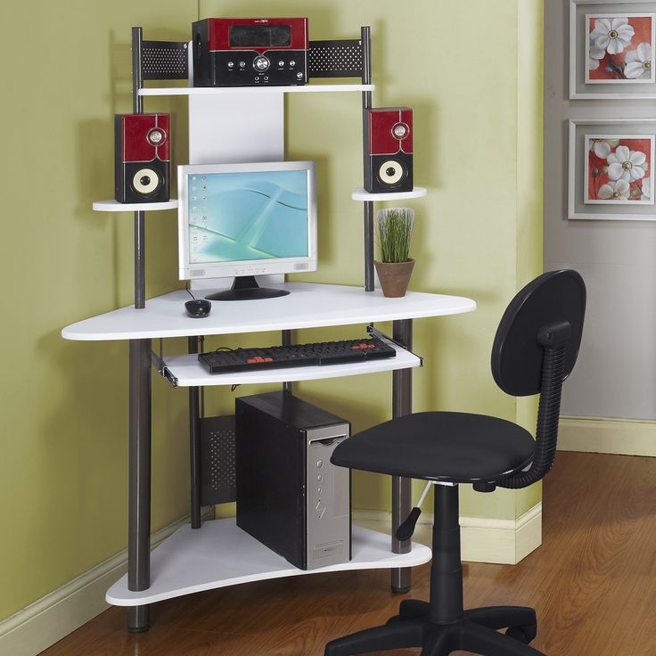 The 25+ Best Kids Corner Desk Ideas On Pinterest | Small Corner Desk,  Corner Desk And Corner Vanity