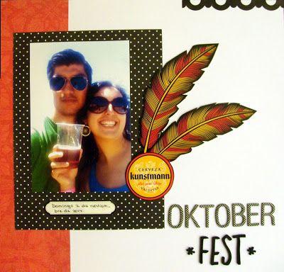 Layout: Oktober Fest