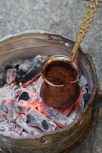scentdelanature:Turkish Coffee