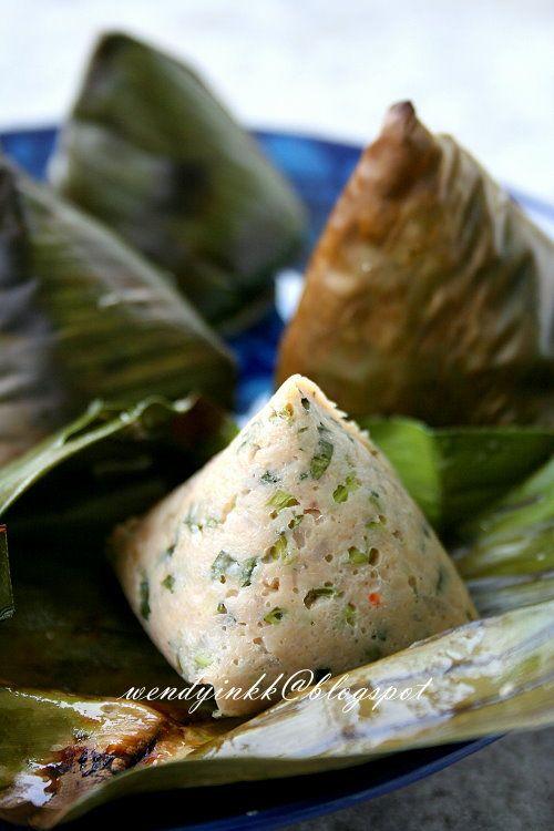 Table for 2.... or more: Fish Satar, Kelantan Style- MFF Kelantan #8