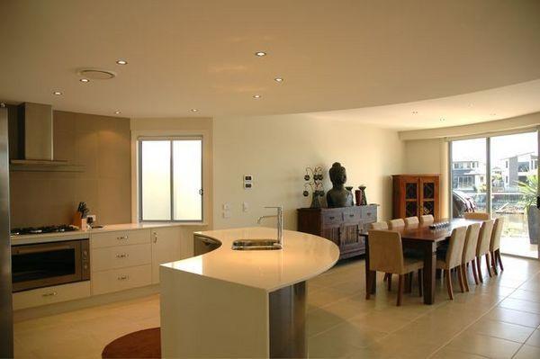 Manhattan Luxury Home with architecture design for luxury home living, #design #kitchen #luxuryhome