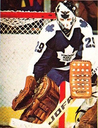 Mike Palmateer - Maple Leafs