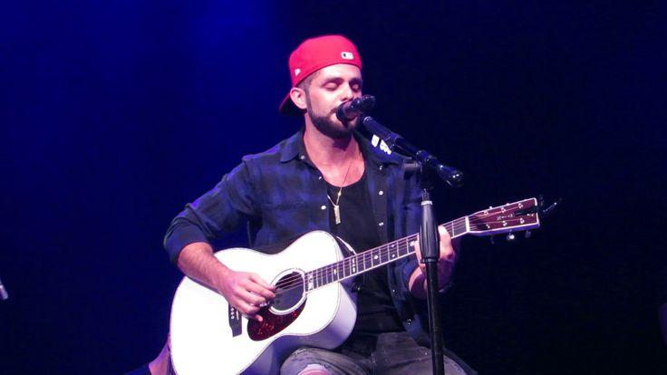 "Thomas Rhett ""Marry Me"" Live @ The Fillmore Philadelphia - YouTube"