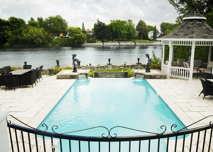 8 best Lu0027automne au Spa \ Hôtel Le Finlandais images on Pinterest - amenagement jardin avec spa