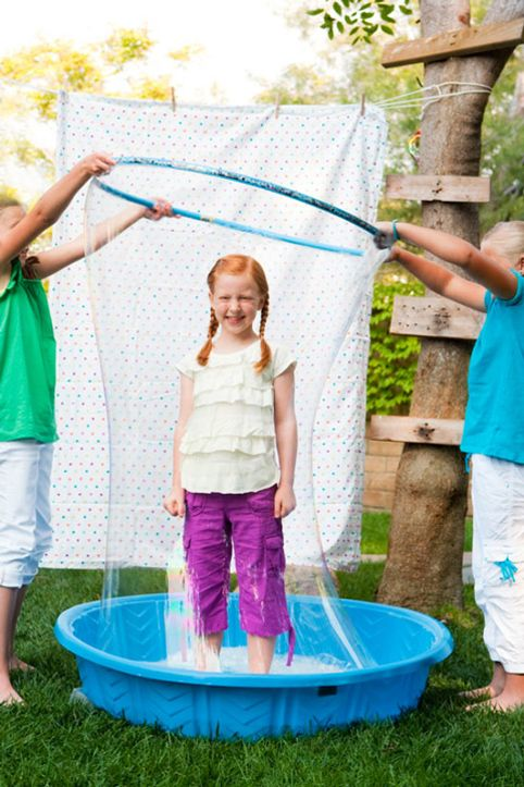 10 DIY Summer Party Games for Kids... screw it I'm an adult