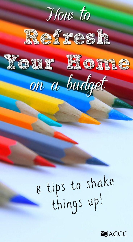 Budget Friendly Home Decorating Ideas