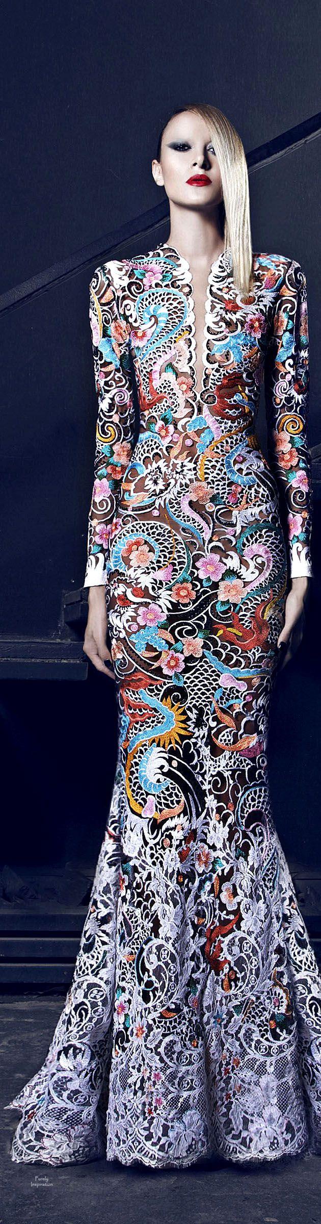 Nicolas Jebran Haute Couture FW2014