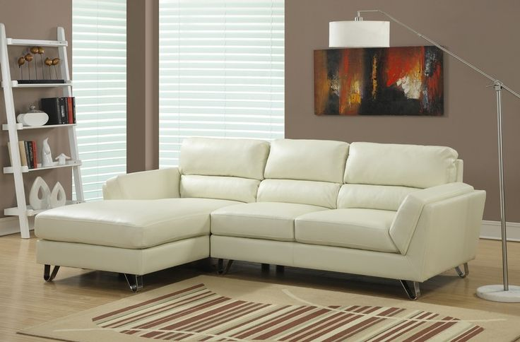 Sofa sectionnel cuir SC503 / Leather sectional sofa SC503