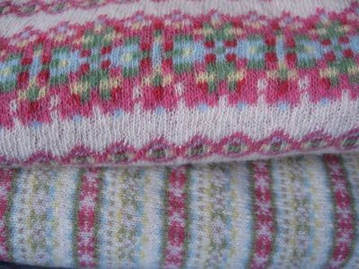 202 best Fabulous Fairisle images on Pinterest | Fair isle ...