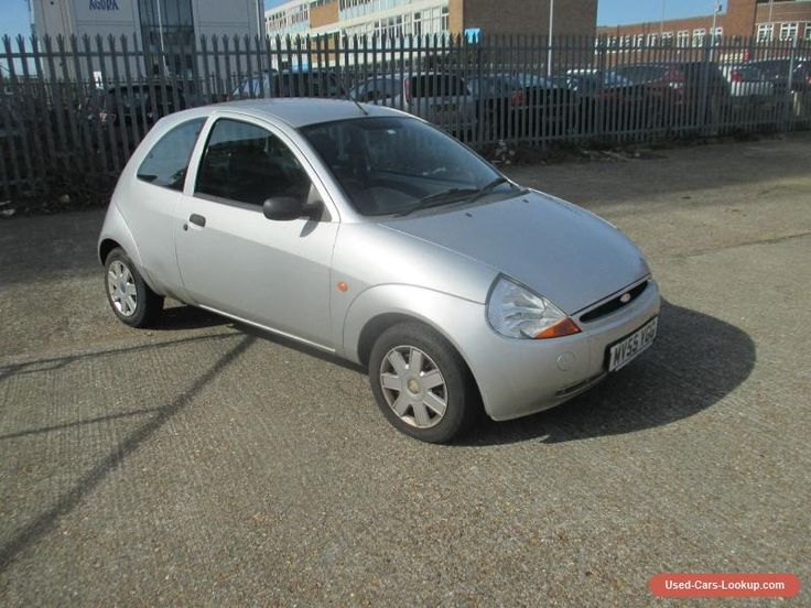 2005 Ford Ka Style Silver Spares Or Repairs Ford Kastyle