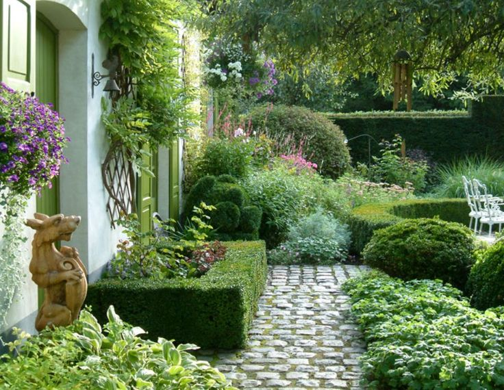 Inspiratie: 40 romantische tuin voorbeelden  
