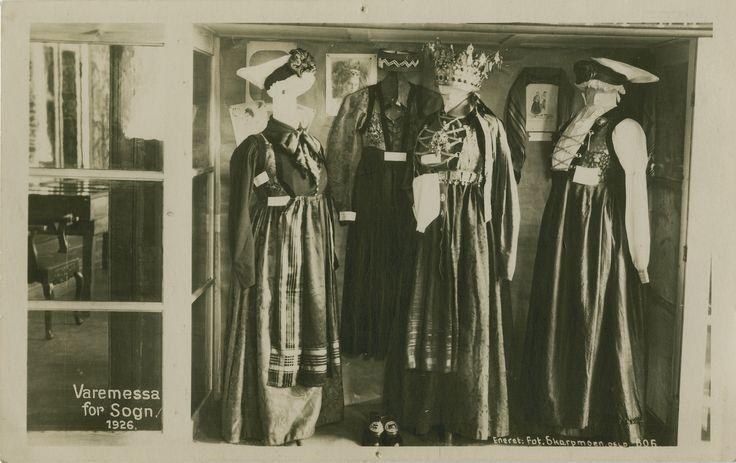 kvinnebunader frå sogn og fjordane