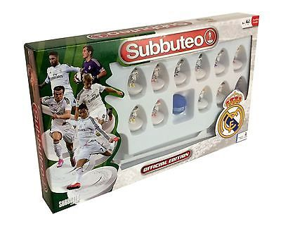 Real #madrid fc subbuteo team #official edition - #flick football soccer,  View more on the LINK: 	http://www.zeppy.io/product/gb/2/332009130123/